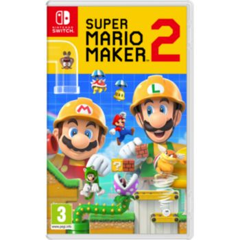 Nintendo Super Mario Maker 2