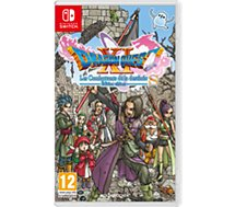 Jeu Switch Nintendo  Dragon Quest XI S Edition Ultime