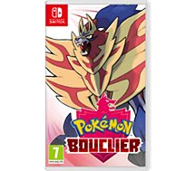 Jeu Switch Nintendo  Pokemon Bouclier