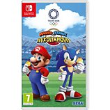 Jeu Switch Nintendo  Mario & Sonic aux Jeux Olympiques 2020