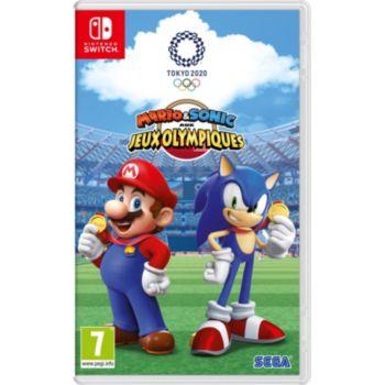 Nintendo Mario & Sonic aux Jeux Olympiques 2020