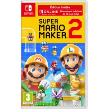 Nintendo Super Mario Maker 2 Edition Limitée