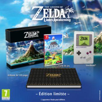 Nintendo Zelda : Link's Awakening Edition limitée