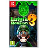 Jeu Switch Nintendo Luigi's Mansion 3