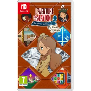Nintendo L'Aventure Layton Katrielle Ed. Deluxe
