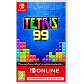 Jeu Switch Nintendo Tetris 99 + Abo 12 mois Switch Online