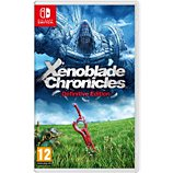 Jeu Switch Nintendo  Xenoblade Chronicles Definitive Edition