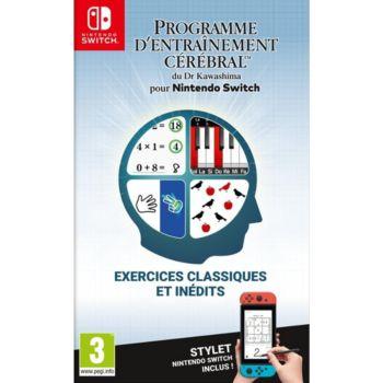 Nintendo Programme d'Entrainement du Dr.Kawashima