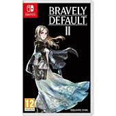 Jeu Switch Nintendo Bravely Default II