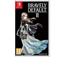 Jeu Switch Nintendo  Bravely Default II