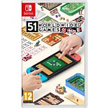 Jeu Switch Nintendo  51 Worldwide Games