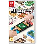 Jeu Switch Nintendo 51 Worldwide Games