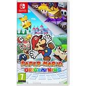 Jeu Switch Nintendo Paper Mario : The Origami King