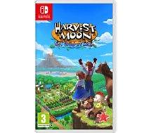 Jeu Switch Nintendo  Harvest Moon: un monde à cultiver
