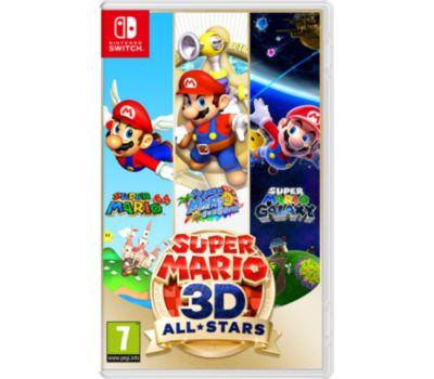 Jeu Switch Nintendo Super Mario 3D All Stars