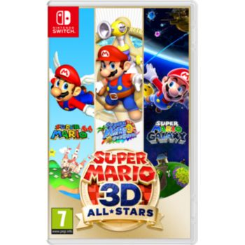Nintendo Super Mario 3D All Stars
