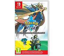 Jeu Switch Nintendo  Pokémon Épée+Pass d'Extension pr Pok.Epé