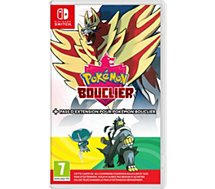 Jeu Switch Nintendo  Pokémon Bouclier+Pass Extension pr Pok.B