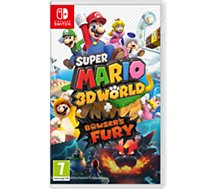 Jeu Switch Nintendo  Super Mario 3D World+Bowser's Fury