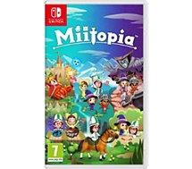 Jeu Switch Nintendo  Miitopia