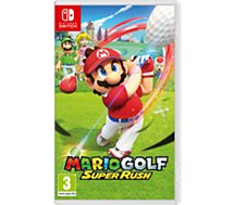 Jeu Switch Nintendo  Mario Golf : Super Rush