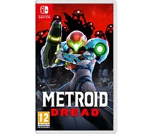 Jeu Switch Nintendo  Metroid Dread