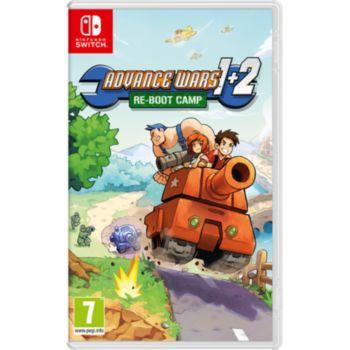 Nintendo Advance Wars 1+2 : Re-Boot Camp