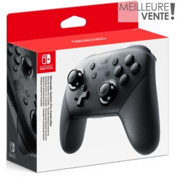 Nintendo Manette Pro Switch