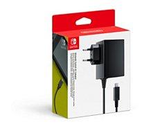 Chargeur Nintendo  Adaptateur Secteur Switch