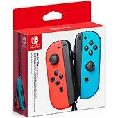 Manette Nintendo Paire de Manettes Joy-Con Rouge/Bleu