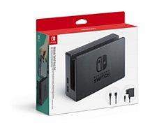Station d'accueil Nintendo  Ensemble Station d'Accueil Switch