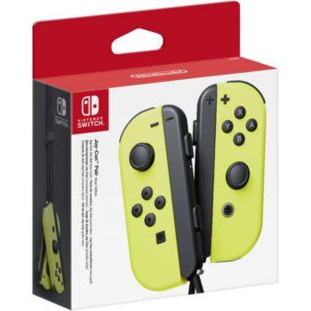 Nintendo Paire de Manettes Joy-Con Jaune néon