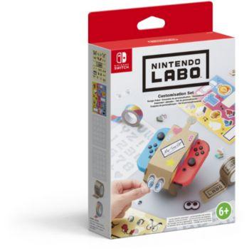 Nintendo Labo Kit - Ensemble de personnalisation