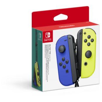 Nintendo Paire de Manettes Joy-Con Bleu/Jaune