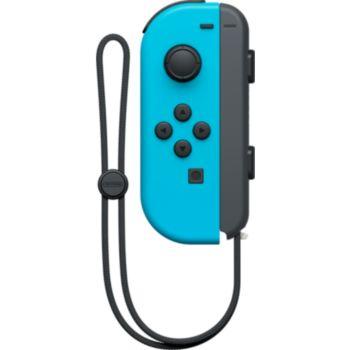 Nintendo Joy-Con gauche bleu néon