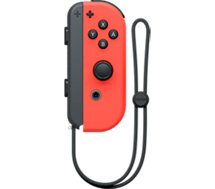 Manette Nintendo  Joy-Con droite rouge néon