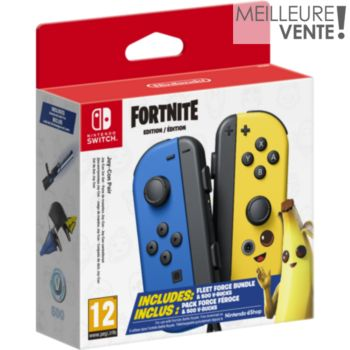 Nintendo Joy-Con Edition Fortnite