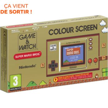 Nintendo Game&Watch : Super Mario Bros