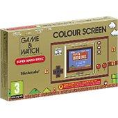 Console rétro Nintendo Game&Watch : Super Mario Bros