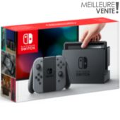 Console Nintendo Switch avec Joy-Con gris