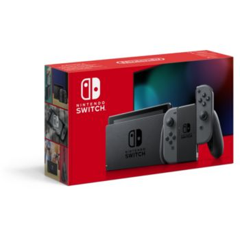 Nintendo Switch 2019 Grise