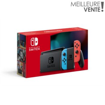 Nintendo Switch Bleue / Rouge