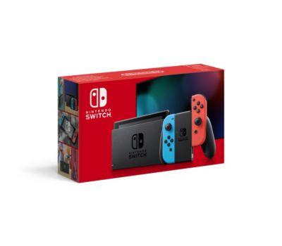 Console Nintendo Switch 2019 Bleue / Rouge