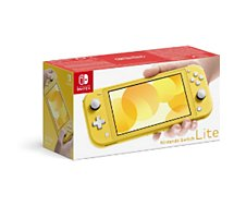 Console Switch Lite Nintendo  Switch Lite Jaune
