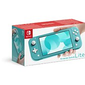 Console Switch Lite Nintendo Switch Lite Turquoise