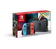 Nintendo Switch Bleu / Rouge Ed Limitée 35e Eshop