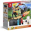 Console Nintendo Switch+ring fit
