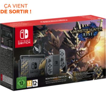 Nintendo Switch Edition Monster Hunter Rise
