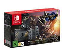 Console Nintendo  Switch Edition Monster Hunter Rise