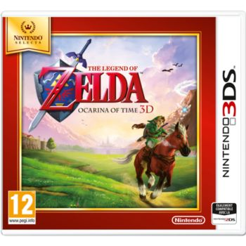 Nintendo The Legend of Zelda Ocarina Time Selects